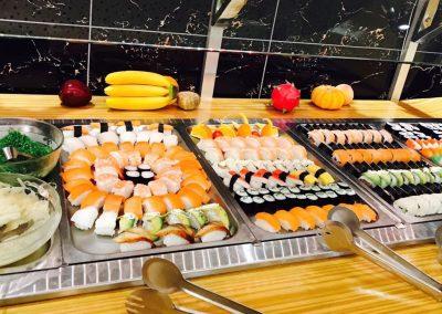 Abend-Buffet-Pinneberg-Sushi